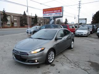Used 2013 Dodge Dart Limited for sale in Scarborough, ON