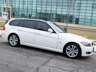 Used 2009 BMW 325xi Touring NAVI|PANOROOF|BLUETOOTH for sale in Scarborough, ON