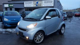 Used 2008 Smart fortwo PASSION for sale in Etobicoke, ON