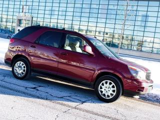 Used 2007 Buick Rendezvous CXL|7 SEATS|LEATHER|ROOF|HEADS UP DISPL|CHROME for sale in Scarborough, ON