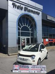 Used 2012 Fiat 500 Pop for sale in Mascouche, QC