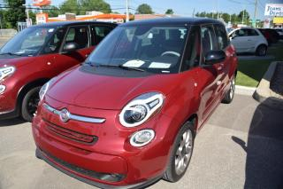 Used 2014 Fiat 500 L Sport for sale in Mascouche, QC