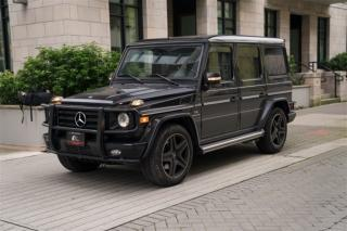 Used 2010 Mercedes-Benz G-Class G55 AMG 4MATIC for sale in Vancouver, BC