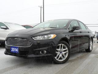 Used 2014 Ford Fusion SE 1.5 I4 GTDI for sale in Midland, ON