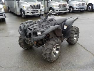 Used 2014 Yamaha grizzly 700 EPS Limited Edition ATV 4WD for sale in Burnaby, BC