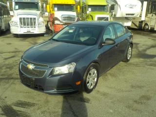 Used 2013 Chevrolet Cruze LS for sale in Burnaby, BC