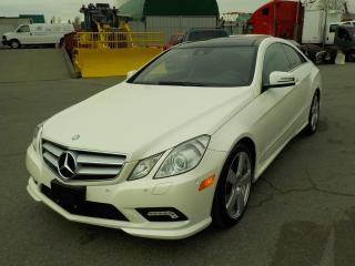 Used 2011 Mercedes-Benz E-Class E350 Coupe for sale in Burnaby, BC