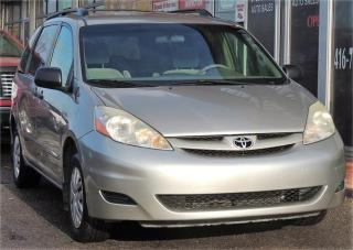 Used 2006 Toyota Sienna CE for sale in Etobicoke, ON