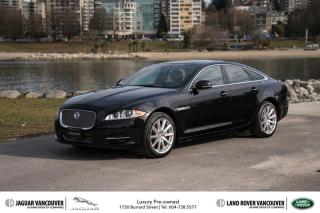 Used 2014 Jaguar XJ 3.0L AWD Certified Pre-Owned! for sale in Vancouver, BC