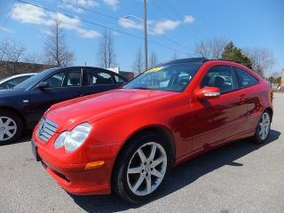Used 2002 Mercedes-Benz C230 Sport   FREE 6 MONTH WARRANTY for sale in Ajax, ON