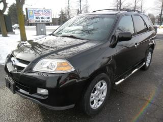 Used 2005 Acura MDX w/Tech Pkg***Certified + FREE 6 Month warranty*** for sale in Ajax, ON