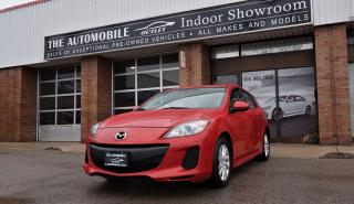 Used 2012 Mazda MAZDA3 HB Sport Auto GS-SKY LOW KMS SUNROOF BLUETOOTH for sale in Mississauga, ON