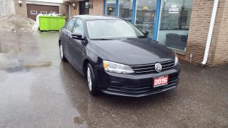 Used 2015 Volkswagen Jetta Trendline+/BACKUP CAMERA/SUNROOF/IMMACULATE$14999 for sale in Brampton, ON
