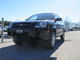 Used 2007 Hyundai Tucson GL / ONE OWNER / ACCIDENT FREE for sale in Newmarket, ON