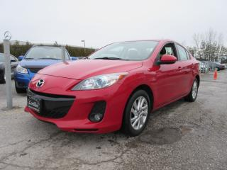 Used 2013 Mazda MAZDA3 GS SKY ACTIVE / ACCIDENT FREE / SERVICE HISTORY for sale in Newmarket, ON