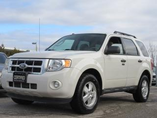 Used 2011 Ford Escape XLT V6 AWD / ONE OWNER for sale in Newmarket, ON