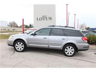Used 2008 Subaru Outback 2.5i w/Limited Pkg for sale in Oakville, ON