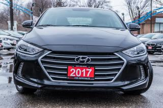 Used 2017 Hyundai Elantra GL/ACCIDENT FREE/1 OWNER/SUNROOF/ALLOYS/BACKUP CAM for sale in Brampton, ON