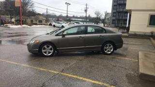 Used 2008 Honda Civic LX for sale in Kitchener, ON