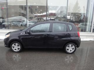 Used 2011 Chevrolet Aveo5 PAS DE A/C for sale in Sainte-therese, QC