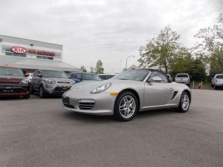 Used 2011 Porsche Boxster for sale in West Kelowna, BC