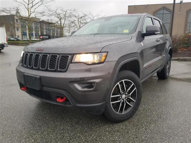2017 Jeep Grand Cherokee TRAILHAWK/4DR/4WD