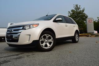 Used 2014 Ford Edge SEL AWD for sale in West Kelowna, BC