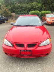 Used 2005 Pontiac Grand Am SE for sale in Parksville, BC