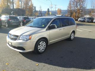 Used 2014 Dodge Grand Caravan SXT for sale in Quesnal, BC