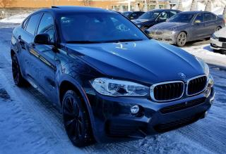 Used 2015 BMW X6 xDrive35i M Sport for sale in Dorval, QC