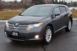 Used 2010 Toyota Venza AWD Premium Pkg Leather  Panoramic Roof Loaded! for sale in North York, ON