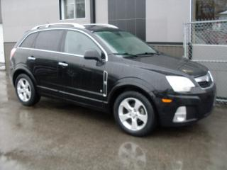 Used 2008 Saturn Vue Red Line CUIR + GARANTIE 3 ANS incluse for sale in Laval, QC