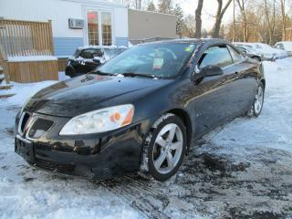 Used 2007 Pontiac G6 GT for sale in Scarborough, ON