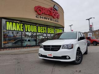 Used 2017 Dodge Grand Caravan SXT BLACKTOP PKG DVD REAR CAM FOG LIGHTS for sale in Scarborough, ON