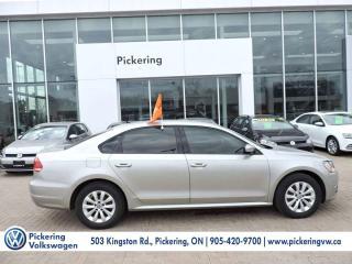 Used 2013 Volkswagen Passat Trendline TDI for sale in Pickering, ON