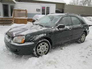 Used 2004 Subaru Impreza TS for sale in Scarborough, ON
