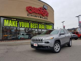 Used 2018 Jeep Cherokee North for sale in Scarborough, ON