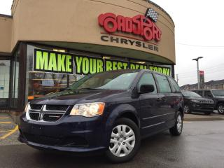 Used 2016 Dodge Grand Caravan CANADA VALUE PACKAGE for sale in Scarborough, ON