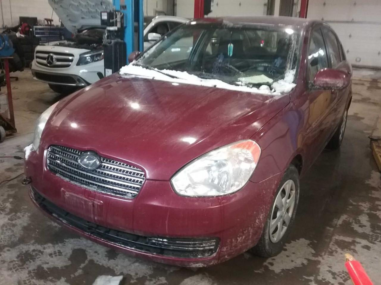Photo of Red 2010 Hyundai Accent