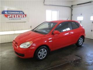 Used 2009 Hyundai Accent for sale in Saint-jerome, QC
