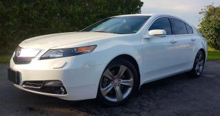 Used 2014 Acura TL 4rd Sedan Auto SH-AWD w/Tech Pkg for sale in Russell, ON