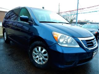 Used 2010 Honda Odyssey EX-L | LEATHER.ROOF | POWER DOORS | 8 PASSENGER for sale in Kitchener, ON
