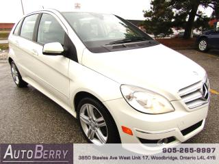 Used 2010 Mercedes-Benz B-Class B200 - 2.0L - FWD for sale in Woodbridge, ON