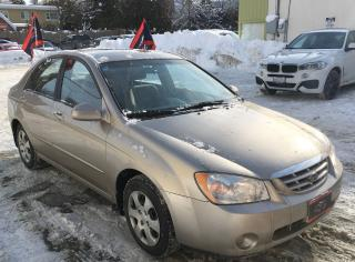 Used 2005 Kia Spectra LX for sale in Midland, ON