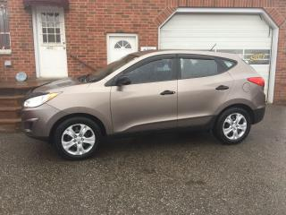 Used 2011 Hyundai Tucson GL for sale in Bowmanville, ON