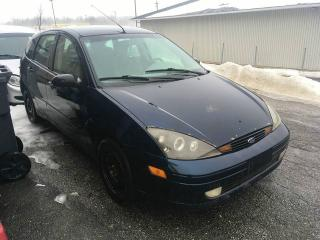 Used 2003 Ford Focus Bicorps 5 portes ZX5 for sale in Saint-jerome, QC