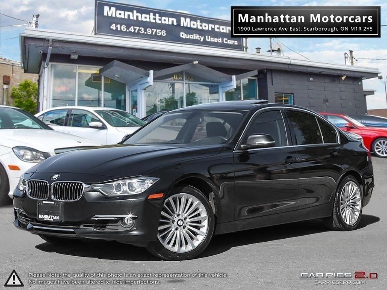 Photo of Black 2013 BMW 3 Series