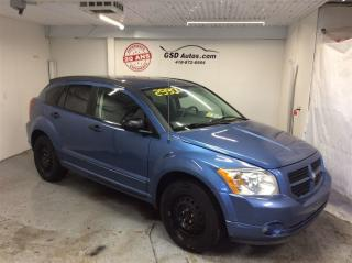 Used 2007 Dodge Caliber SXT for sale in L'ancienne-lorette, QC