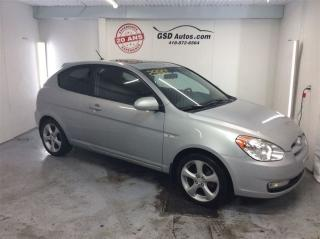 Used 2007 Hyundai Accent SR for sale in L'ancienne-lorette, QC