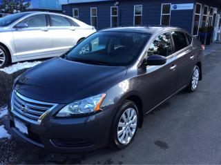 Used 2014 Nissan Sentra SV for sale in Parksville, BC